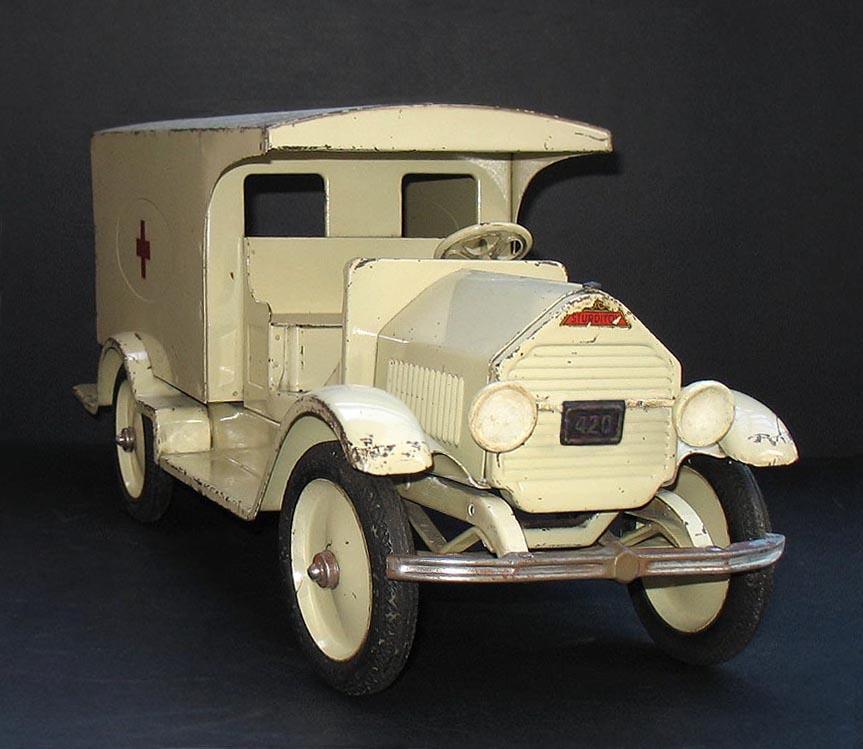 Sturditoy Truck Museum ~ Detailed Photos ~ Values ~ Appraisals