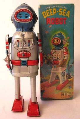vintage space toys antique toy appraisals robots sturditoy trucks buddy l trucks tin toy keystone