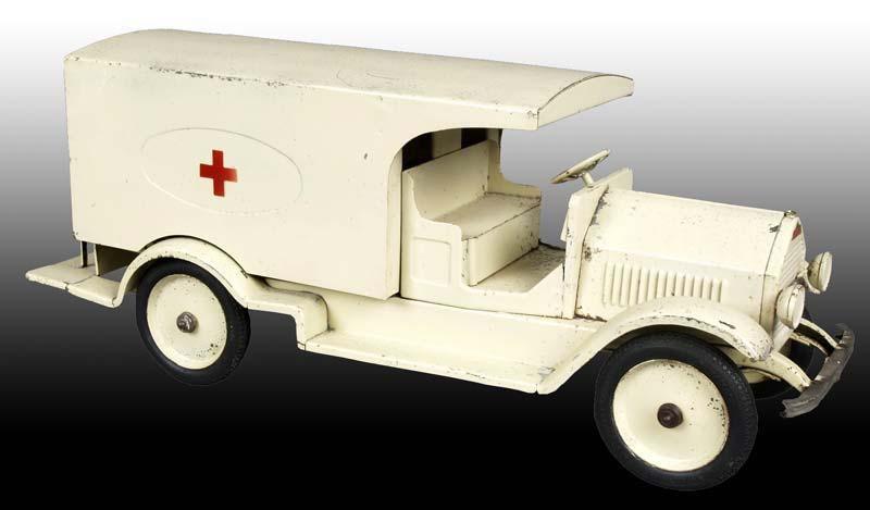 Sturditoy Ambulance For Sale Original Condition
