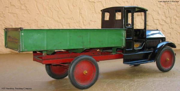 Antique Sturditoy Trucks
