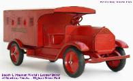Buddy L Museum America's Largest Buyer of Sturditoy Trucks Including Sturditoy Dump Trucks, Sturditoy Armored Trucks, Sturditoy U S Mail Trucks, Sturditoy Coal Trucks, sturditoy truck value,Sturditoy Ambulance, Sturditoy Dairy Truck and more