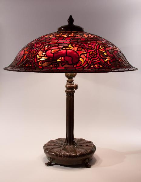 sturditoy antique tiffany lamp wanted sturditoy museum photo wrecker. Black Bedroom Furniture Sets. Home Design Ideas